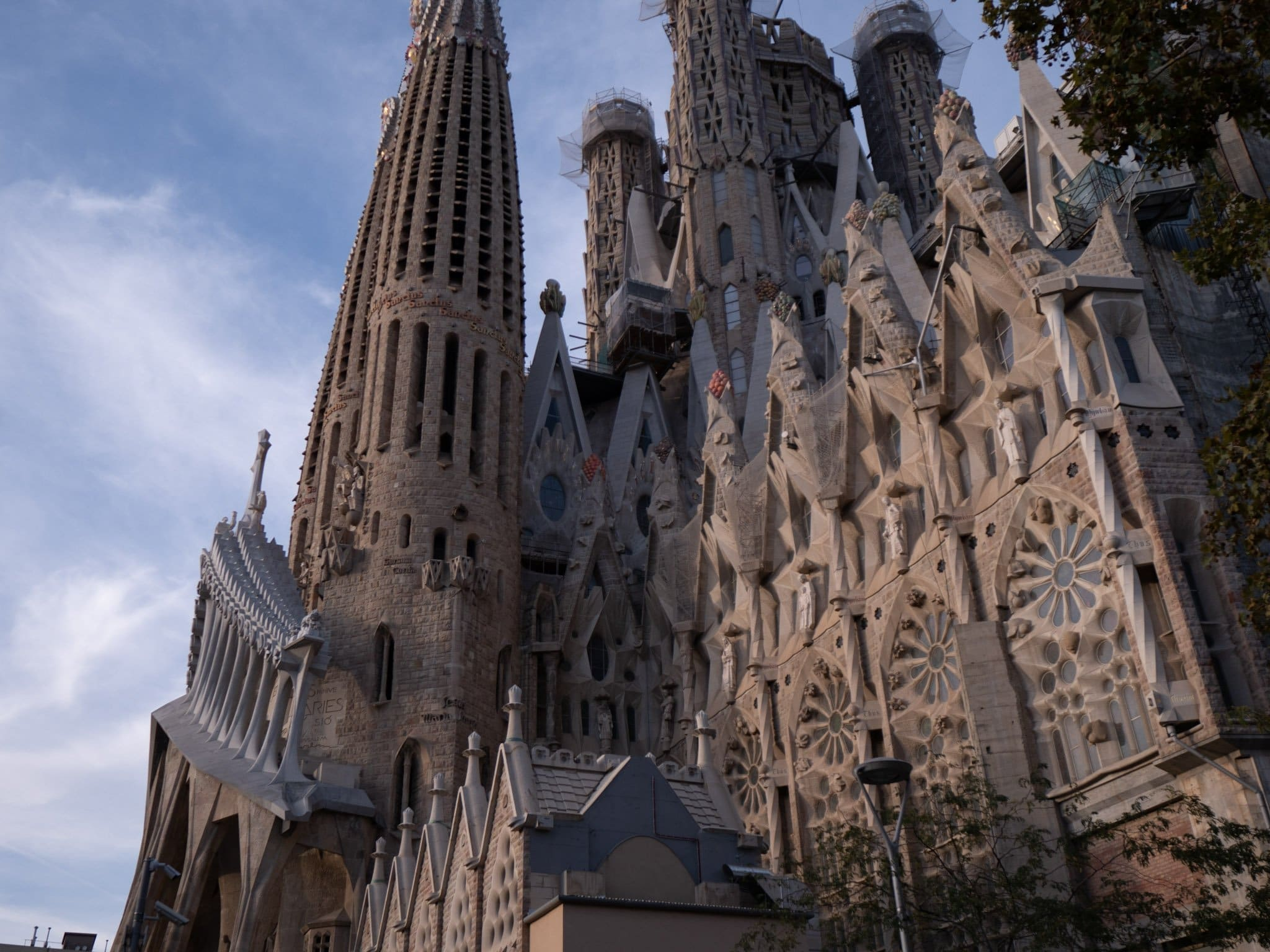 sagrada familla barcelona