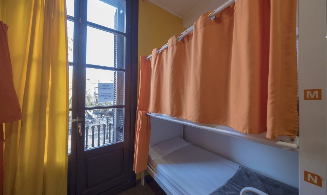 22 Bed Mixed Dorm - Kabul Hostel