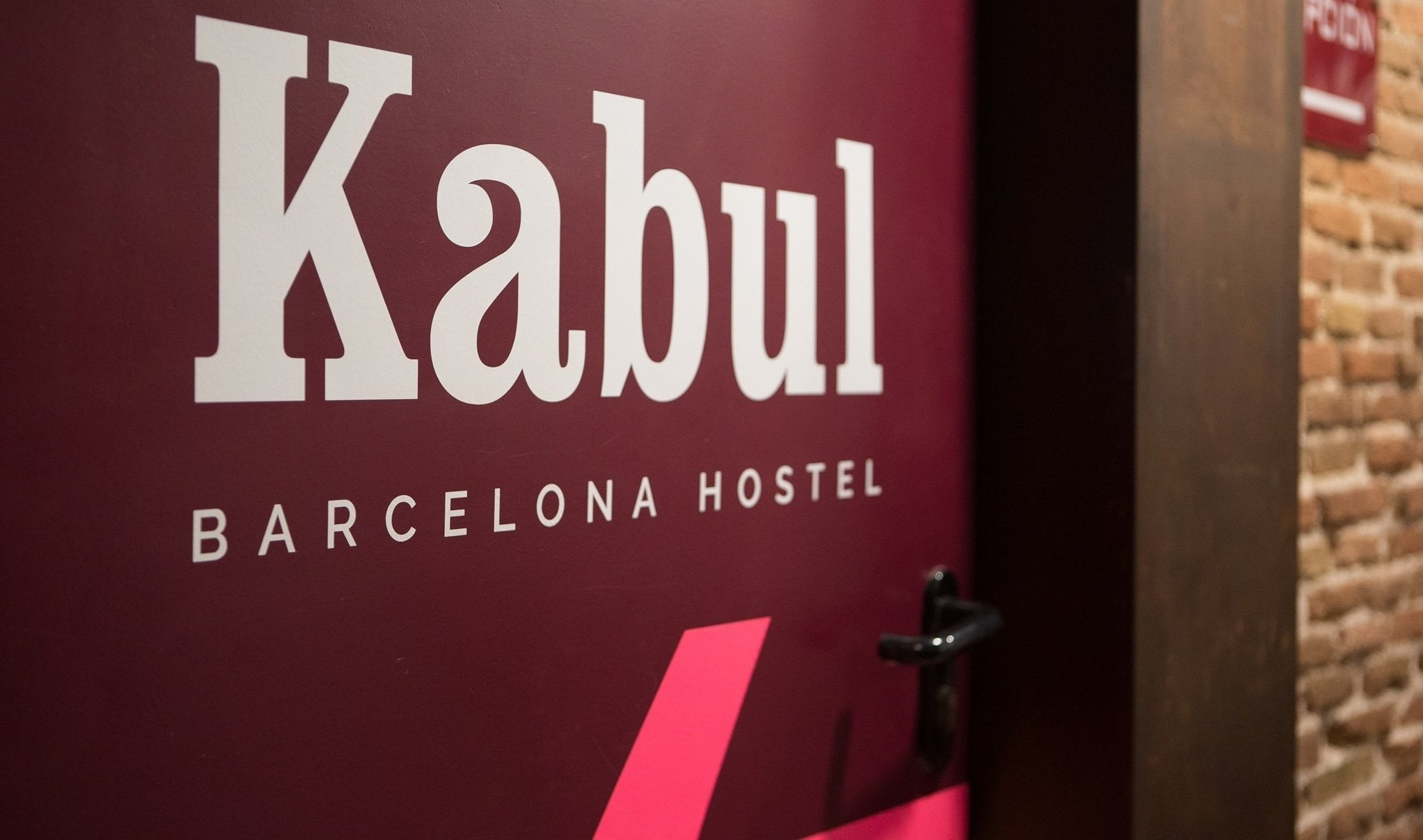 Kabul Party Hostel Barcelona